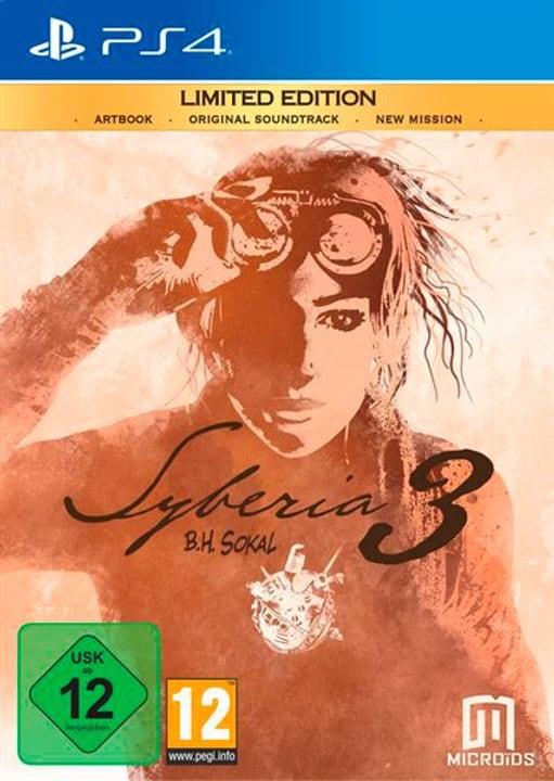 PS4 - Syberia 3 Limited Edition (D) Fisico (Box) 785300133923 N. figura 1