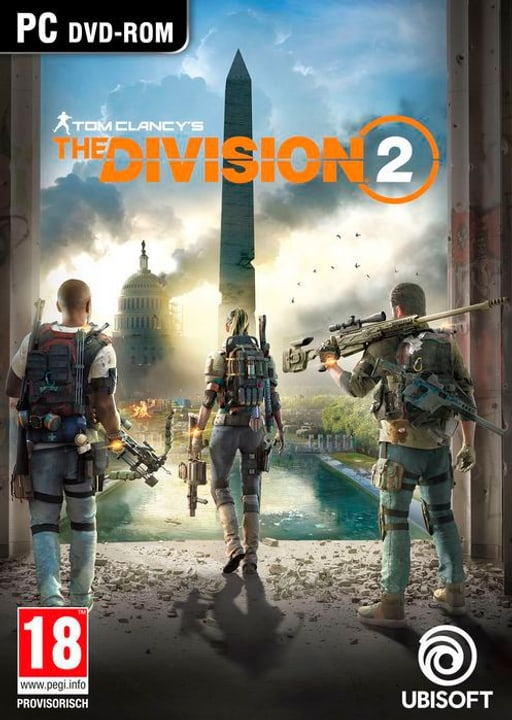 PC - Tom Clancy's The Division 2 Box 785300137713 N. figura 1