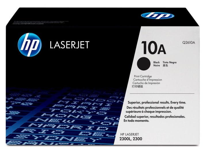 Toner-Modul 10A Q2610A schwarz HP 797585500000