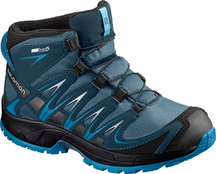 XA Pro 3D Mid CSWP Salomon 497172833040 Couleur bleu Taille 33 Photo no. 1