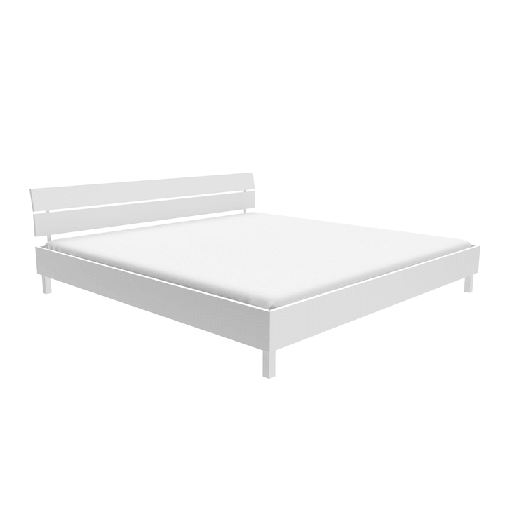 TOPLINE Bett HASENA 403549300000 Farbe Weiss Grösse B: 200.0 cm x T: 200.0 cm Bild Nr. 1