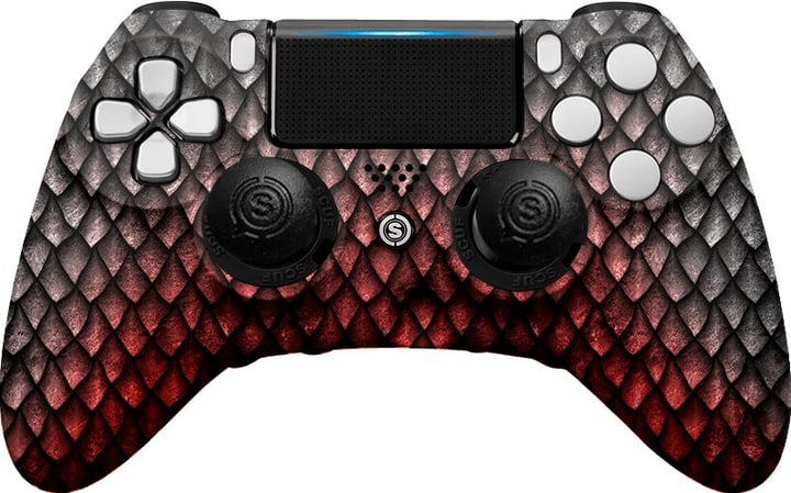 Impact Red Dragon Manette Scuf 785536300000 Photo no. 1