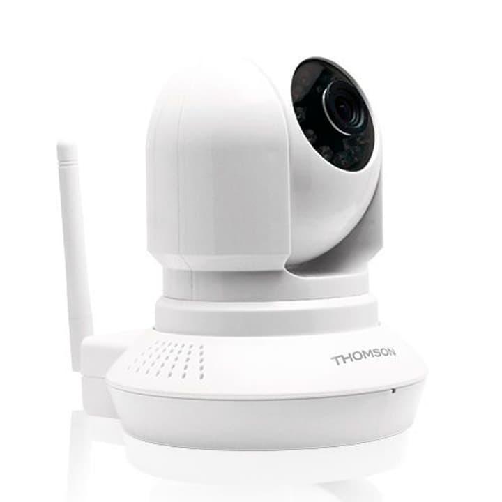 120512392 Caméra IP WiFi 720p motorisée Thomson 785300122916 Photo no. 1