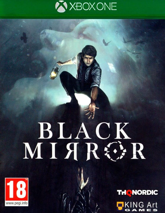 Xbox One - Black Mirror Fisico (Box) 785300129945 N. figura 1