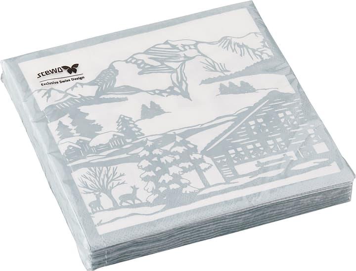 CHRISTMAS Papierservietten 444902600000 Bild Nr. 1