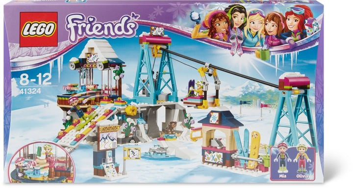 LEGO Friends Skilift im Wintersportort 41324 744548100000 Bild Nr. 1