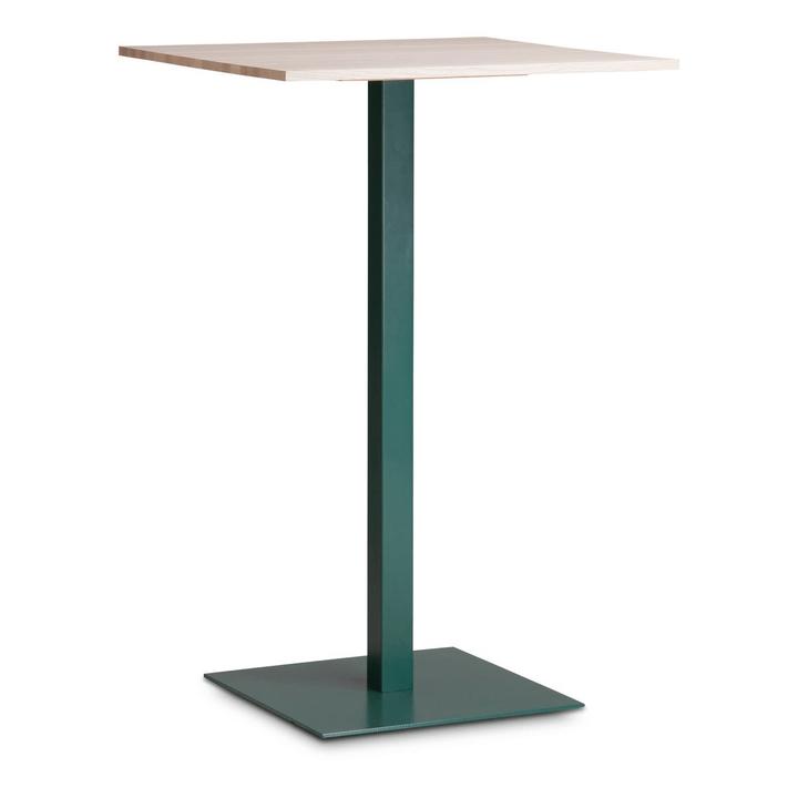 MILTON Table de bar 366193100000 Dimensions L: 70.0 cm x P: 70.0 cm x H: 106.6 cm Couleur Frêne Photo no. 1