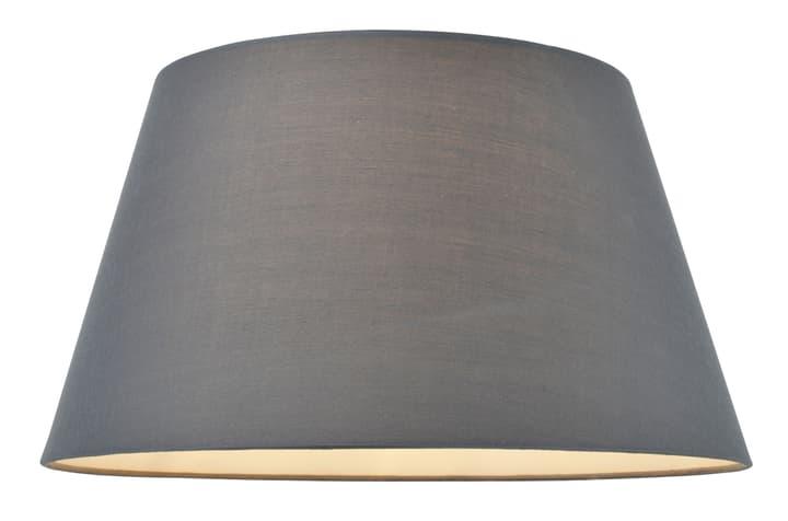 TREND Schirm 40cm grau 420183104083 Farbe Grau Grösse H: 22.0 cm x D: 40.0 cm Bild Nr. 1