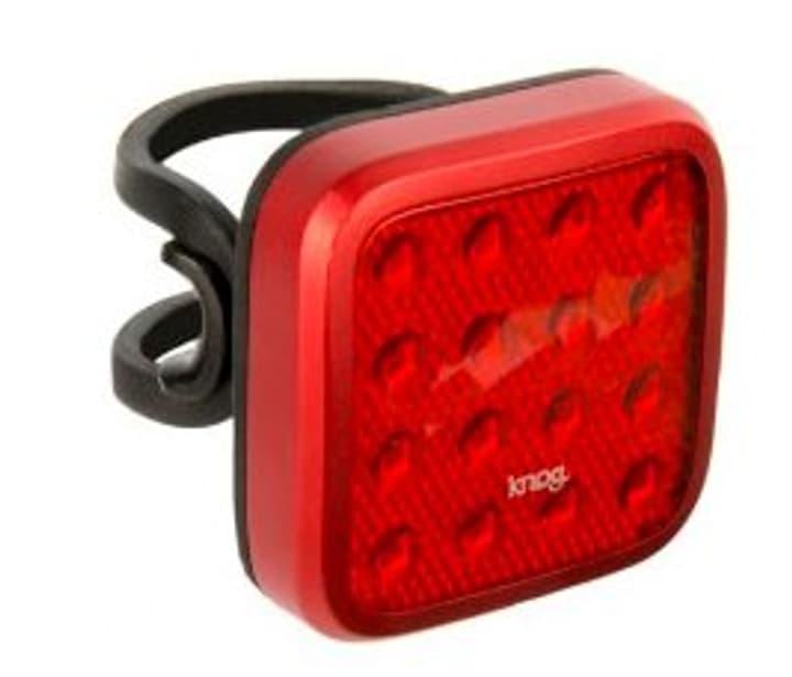 Blinder MOB back kid grid red Rücklicht Knog 462901800000 Bild-Nr. 1
