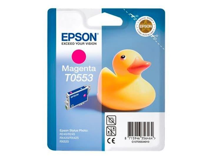 T055340 Tintenpatrone magenta Tintenpatrone Epson 797469600000 Bild Nr. 1