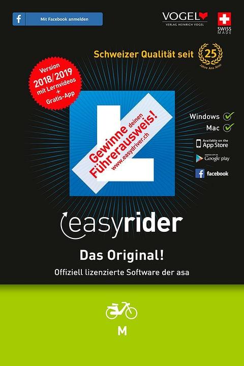 rider Prüfung für Mofas 2018/19 [Kat. M] [PC/Mac] (D/F/I) Physisch (Box) 785300134684 Bild Nr. 1