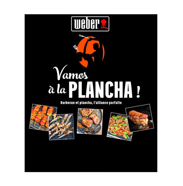 """Livre de cuisine """"PLANCHA"""" Weber 753541800000 Photo no. 1"""