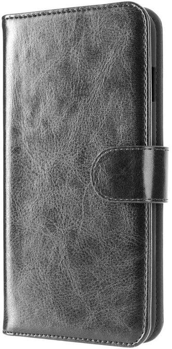 Wallet Case Eman noir Coque XQISIT 785300140306 Photo no. 1
