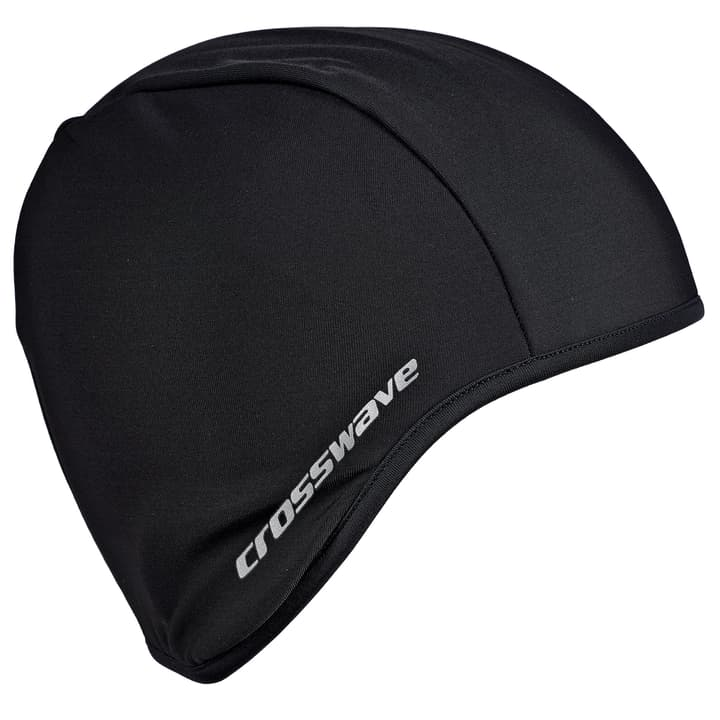 Bonnet unisexe Crosswave 461321899920 Couleur noir Taille one size Photo no. 1