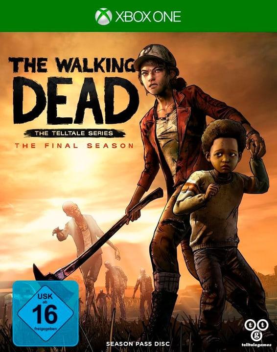 Xbox One - The Walking Dead - The Final Season (D) Box 785300139248 N. figura 1
