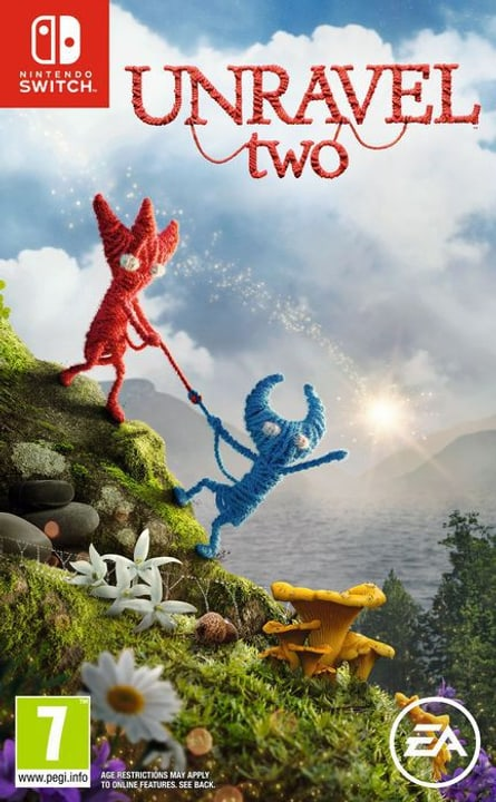 NSW - Unravel Two Box 785300142759 N. figura 1