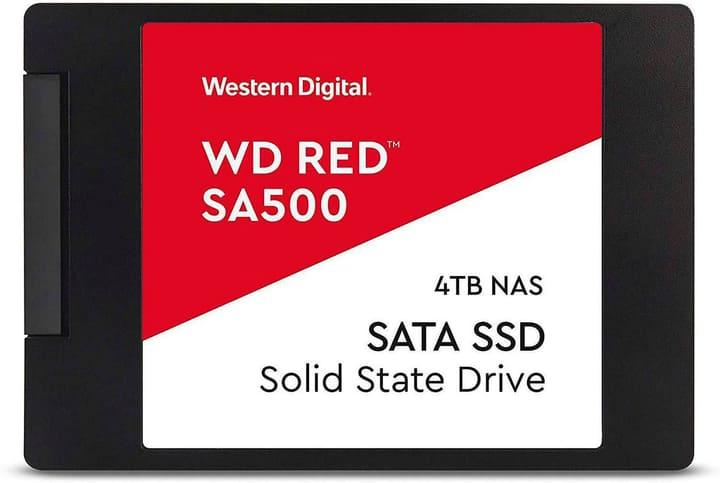 """SA500 NAS 2.5"""" SATA 4 TB Disque Dur Interne SSD Western Digital 785300150202 Photo no. 1"""