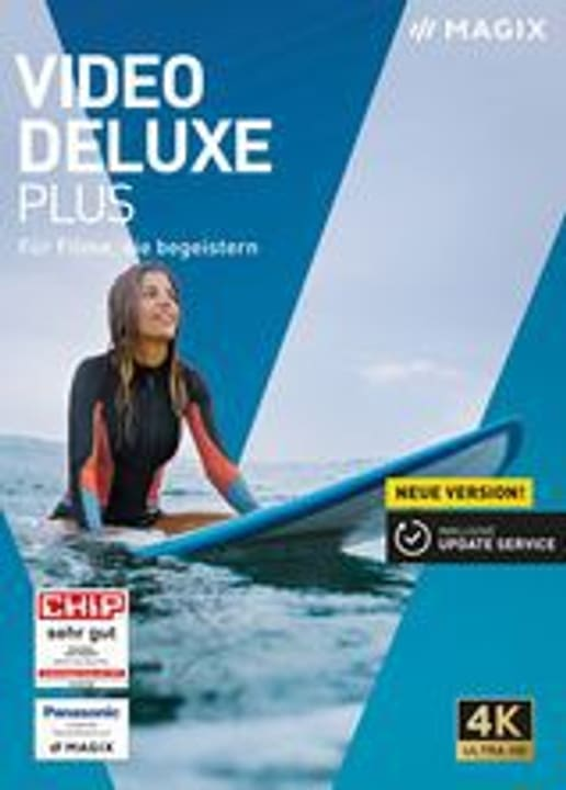 Video deluxe Plus 2020 [PC] (D) Physisch (Box) Magix 785300146281 Photo no. 1