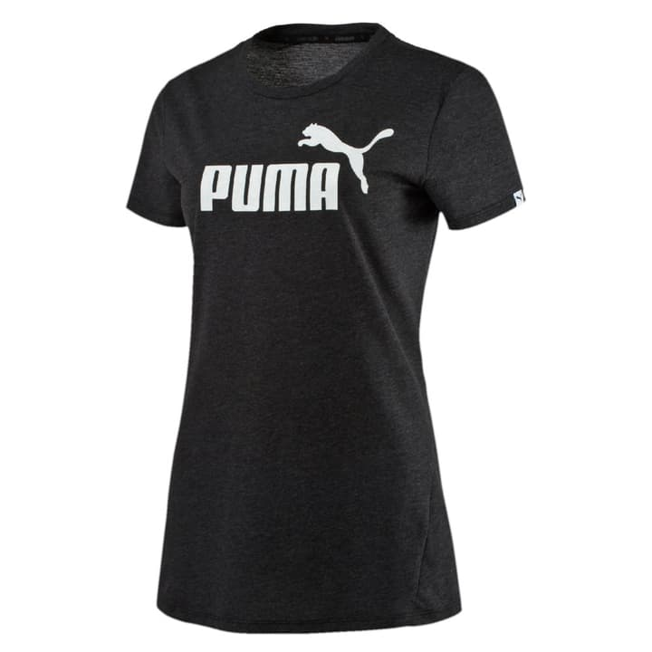 ESS Tee Heather W T-shirt pour femme Puma 462334100386 Couleur antracite Taille S Photo no. 1