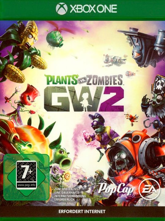 Xbox One - Plants vs. Zombies: Garden Warfare 2 D Box 785300133175 Photo no. 1