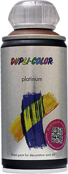 Vernice spray Platinum opaco Dupli-Color 660826700000 Colore Terracotta Contenuto 150.0 ml N. figura 1