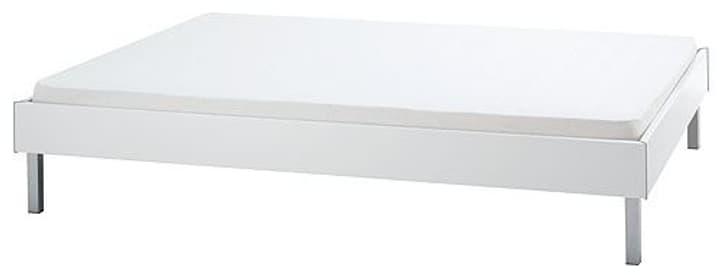 ersatzteile zubeh r zu tim bett 160x200 weiss p1 2. Black Bedroom Furniture Sets. Home Design Ideas