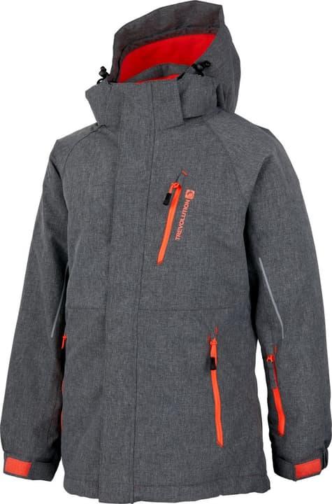 Veste de ski pour fille Trevolution 466929115280 Couleur gris Taille 152 Photo no. 1