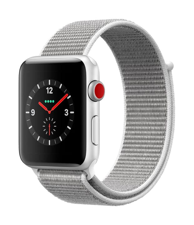 Watch Series 3 GPS/LTE 42mm silver/seashell Apple 785300130049 N. figura 1