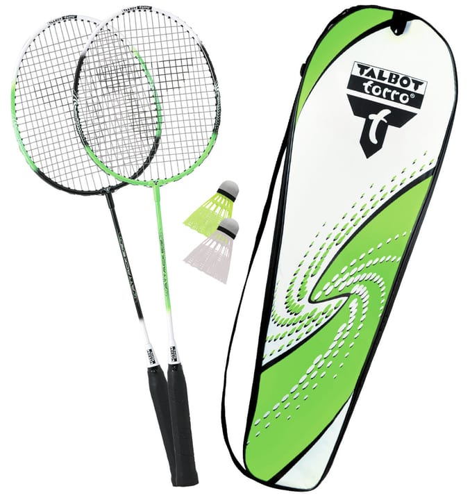 2-Attacker Set Set de badminton Talbot Torro 491318700000 Photo no. 1