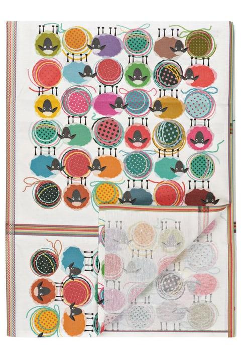 Tischdecke Cucina & Tavola 700364000004 Farbe Multicolor Grösse B: 140.0 cm Bild Nr. 1