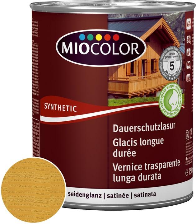 Vernice trasparente lunga durata Pino 2.5 l Miocolor 661121200000 Colore Pino Contenuto 2.5 l N. figura 1