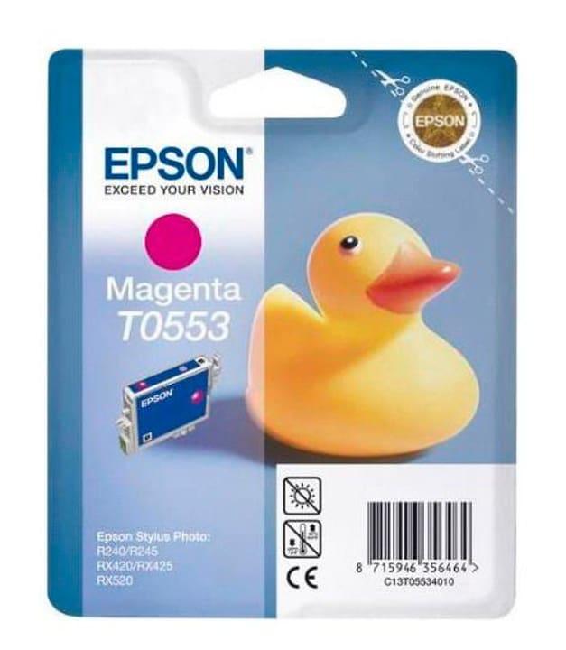 T0553 magenta Cartuccia d'inchiostro Epson 785300124954 N. figura 1