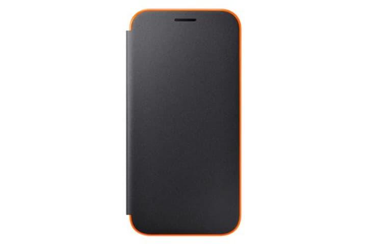 Neon Flip Cover nero Custodia Samsung 798075900000 N. figura 1
