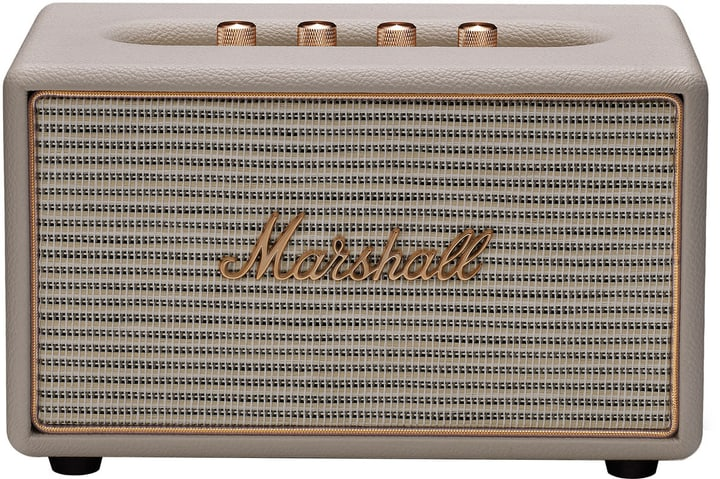 Acton - Cream Multiroom Lautsprecher Marshall 770531500000 Bild Nr. 1
