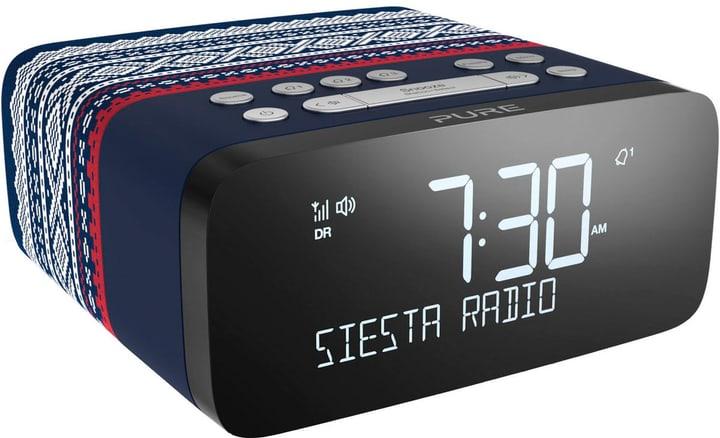 Siesta Rise Marius - Blau Radiowecker Pure 785300131572 Bild Nr. 1