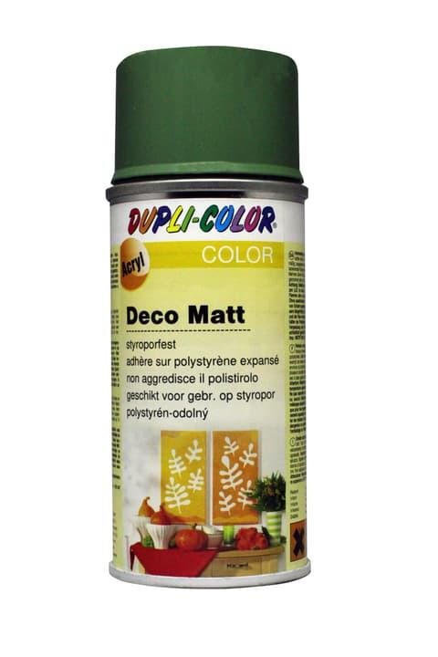 Peinture en aérosol deco mat Dupli-Color 664810020001 Couleur Vert Photo no. 1