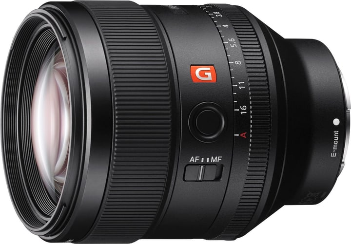 E-Mount FF 85mm GM F1.4 OSS objectif Objectif Sony 785300127108 Photo no. 1