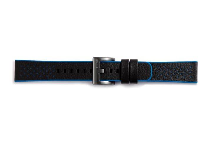Galaxy Watch (42 mm) Strap Studio Hybrid Sport Strap 20 mm blau Armband Samsung 785300138259 Bild Nr. 1