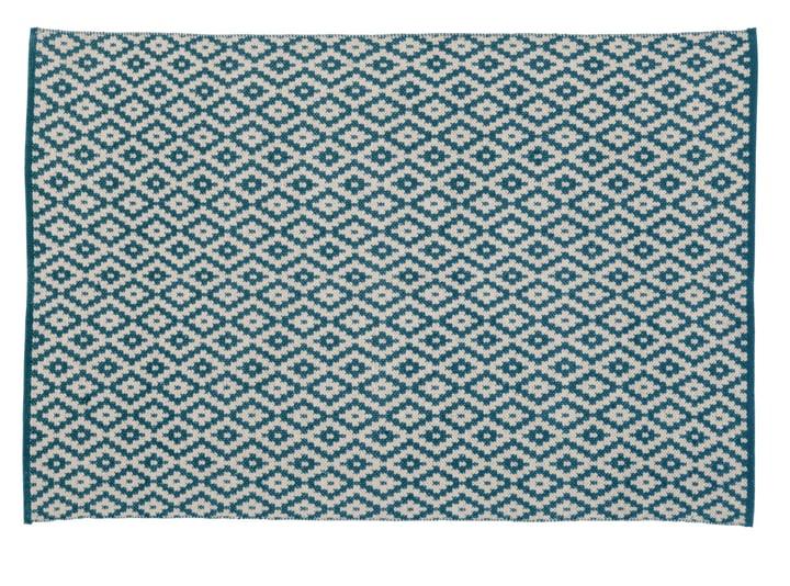 KATHRIN Tapis 411979408044 Couleur turquoise Dimensions L: 80.0 cm x P: 150.0 cm Photo no. 1