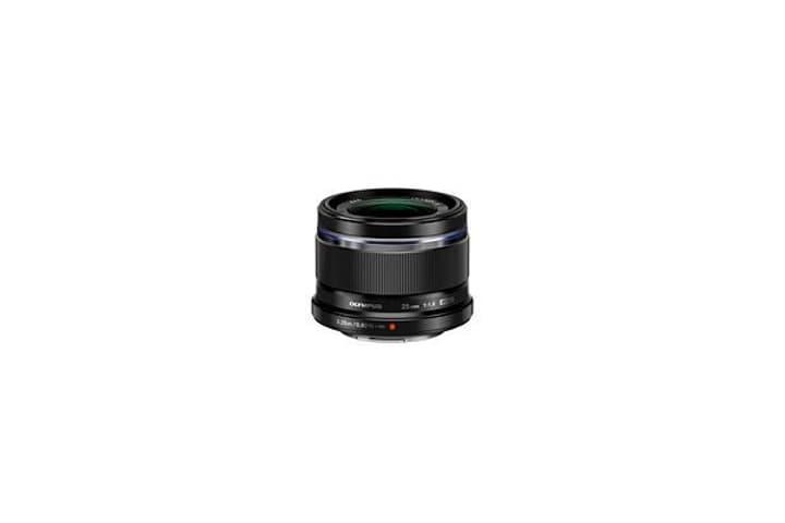 M.Zuiko Digital 25mm f/1.8 objectif noir Objectif Olympus 785300125779 Photo no. 1
