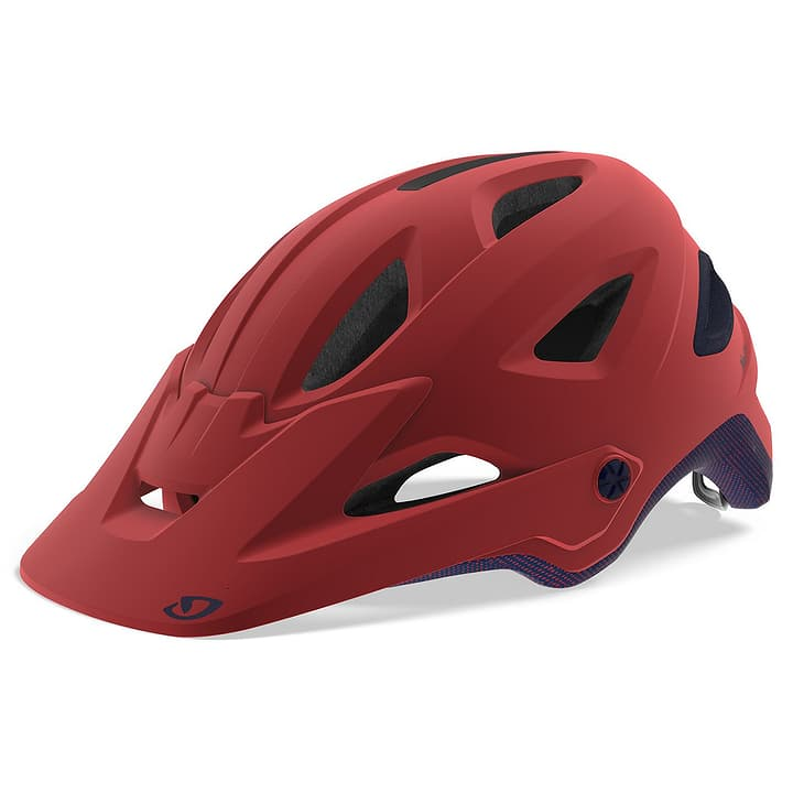 Monatra MIPS Casque de velo Giro 461890455130 Couleur rouge Taille 55-59 Photo no. 1