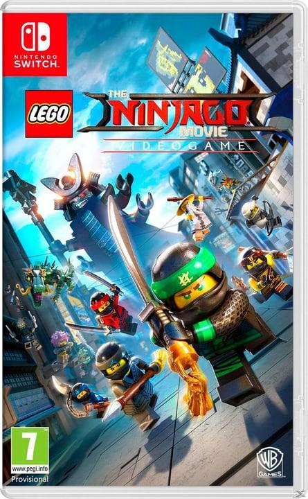 Switch - LEGO Ninjago Movie Videogame Box 785300128826 Photo no. 1