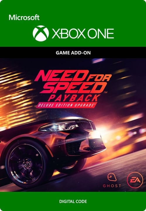 Xbox One - Need for Speed: Payback Deluxe Edition Upgrade Download (ESD) 785300136305 Photo no. 1