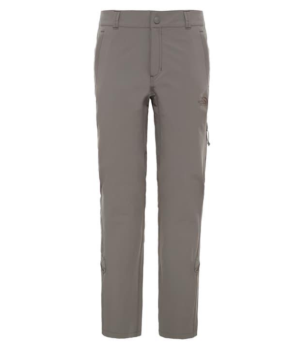 Exploration Pantalon pour femme The North Face 461089200277 Couleur bourbe Taille XS Photo no. 1