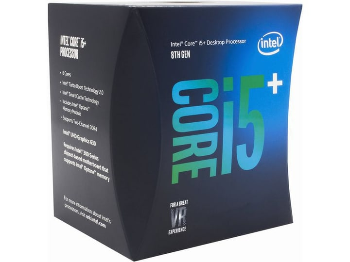 CPU Core i5-8600 3.1 GHz Processeur Intel 785300138931 Photo no. 1