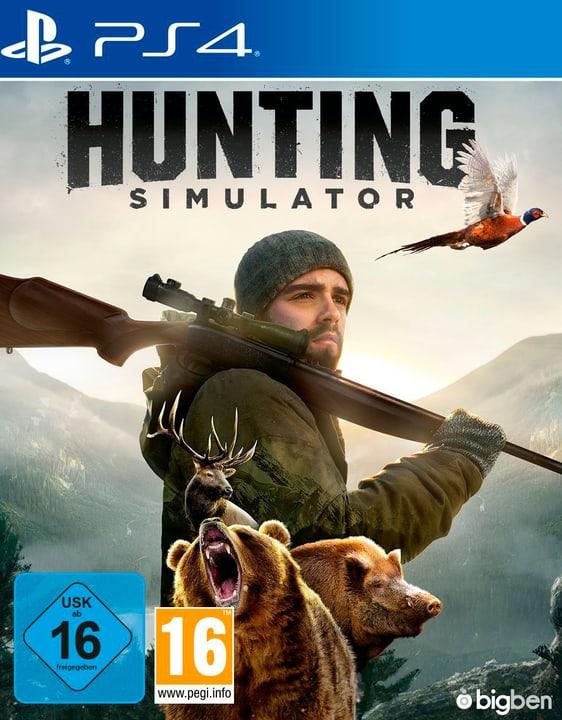 PS4 - Hunting Simulator Physique (Box) 785300122401 Photo no. 1