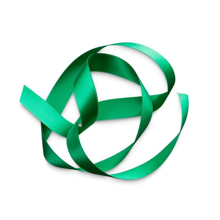 KIKILO Satinband 25 mm x 10 M 386179500000 Farbe Grün Grösse B: 1000.0 cm x T: 2.5 cm x H: 0.1 cm Bild Nr. 1