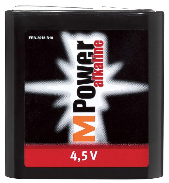 3LR12 / 4.5V 1 pièce pile M-Power 704718300000 Photo no. 1
