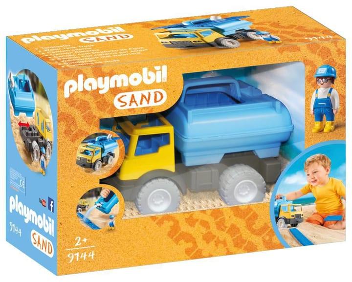 Playmobil Camion Con Cisterna Per Aqua 745734600000 N. figura 1