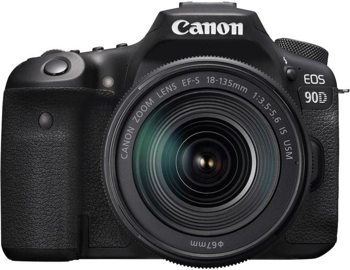Canon EOS 90D 18-135mm IS USM Nano Kit